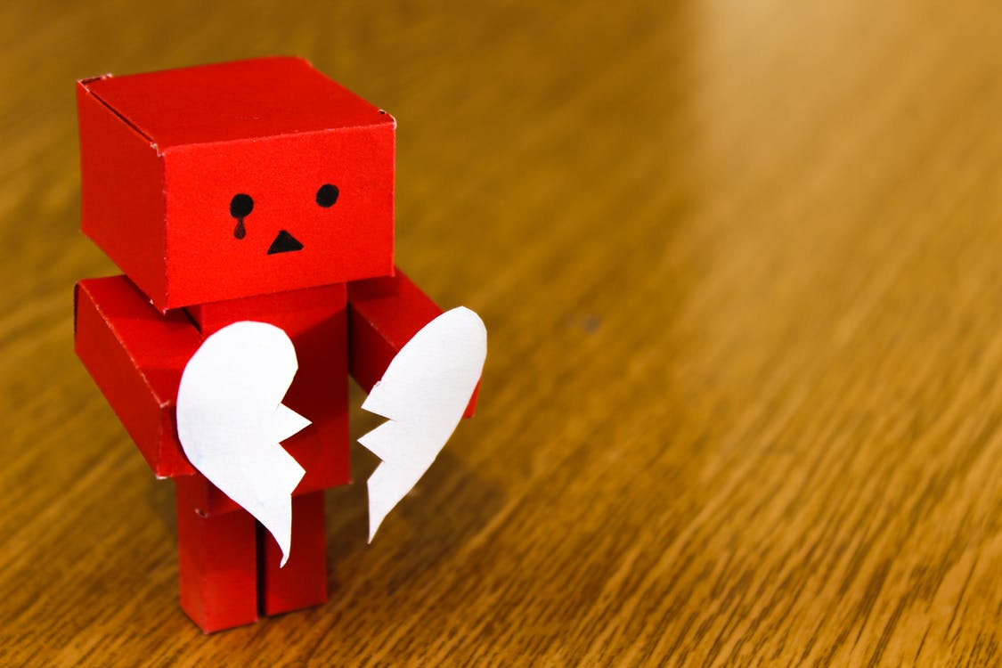Transforming Heartbreak To Happiness