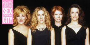 SATC dating patterns