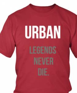 Top Seven Urban Love Legends
