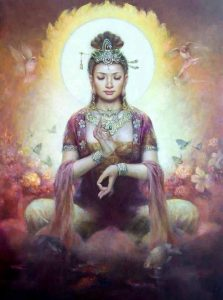 loving mother meditation
